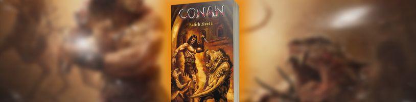 Zakončení volné trilogie Conan od Ondreje Trepáče