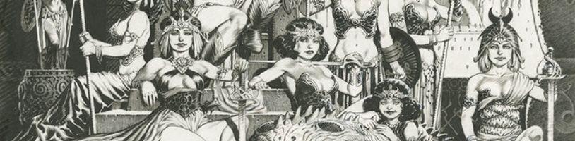 Výběr těch nejzajímavějších současných Kickstarter komiksových projektů