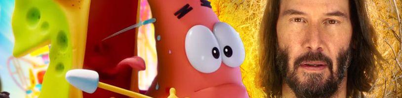 SpongeBob: Houba na útěku potěší všechny věkové kategorie