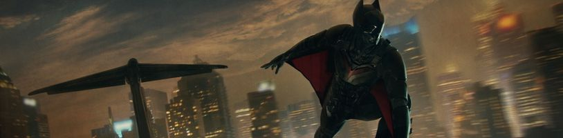 Britský umelec navrhol Batmana budúcnosti v univerze Christophera Nolana