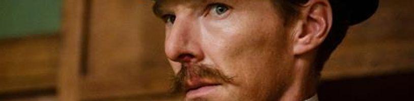 Excentrický Benedict Cumberbatch bude ohromovat Anglii svými abstraktními malbami koček