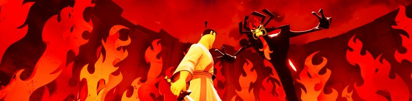 Samuraj Jack se vrací v akční plošinovce
