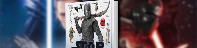 Obrázkový slovník Star Wars: Vzestup Skywalkera vyjde až v novom roku