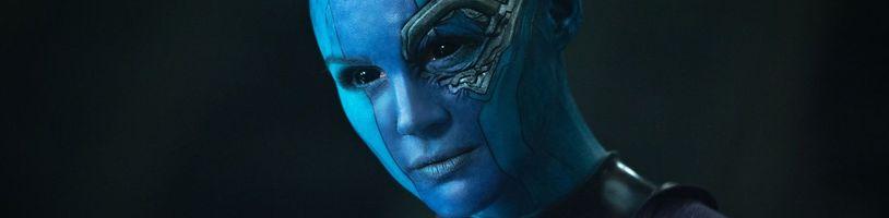 Herečka Karen Gillan uvažuje o budúcnosti Nebuly v Guardians of the Galaxy Vol.3
