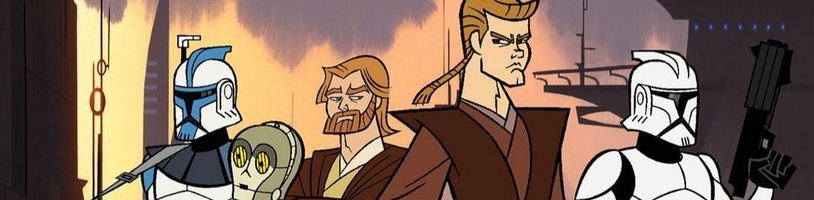 Clone Wars 2003 podrobeno vtipné kritice od hnidopichů z Honest Trailers