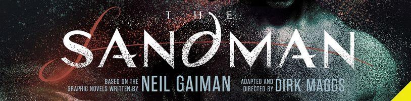 Už zajtra vychádza Audible verzia Sandmana nahovorená Jamesom McAvoyom