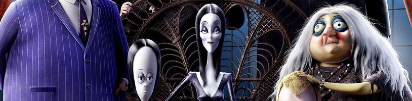 Sequel animované Addamsovy rodiny se ukázal v krátkém teaseru