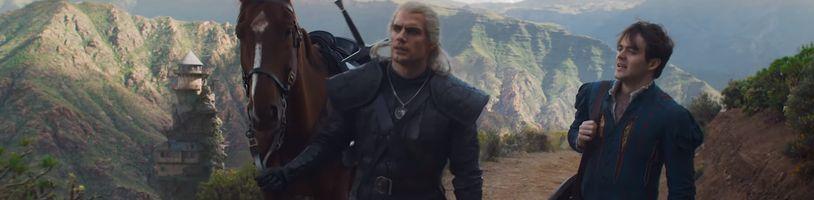 Netlifx vydáva videá zamerané na jednotlivé postavy Zaklínača. Začína Geraltom