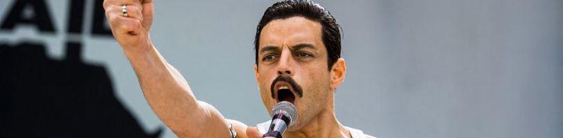 Rami Malek původně nebyl první volbou pro roli Freddieho Mercuryho z filmu Bohemian Rhapsody