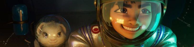 S Netflixem se podíváte Až na Měsíc v animovaném muzikálu