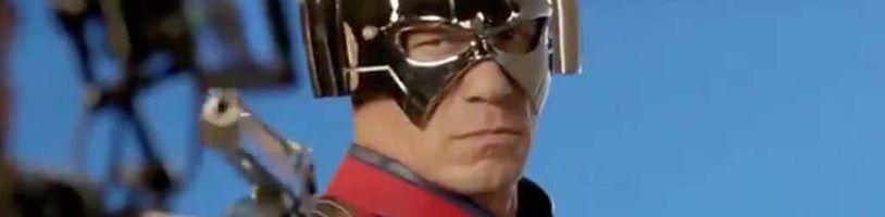 John Cena dostane vlastný seriál o Peacemakerovi z filmu Suicide Squad