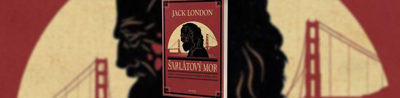 Druhé slovenské vydání postapokalyptického sci-fi s názvem Šarlátový mor míří na pulty obchodů