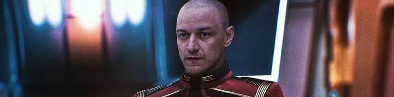 James McAvoy si chce zahrať mladého Picarda, natočil aj vlastnú paródiu