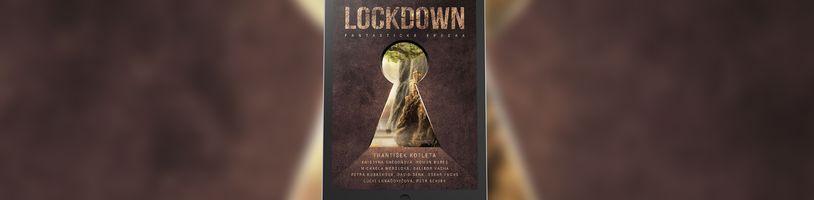 Nakladatelství Epocha vydává bezplatnou antologii s názvem Lockdown