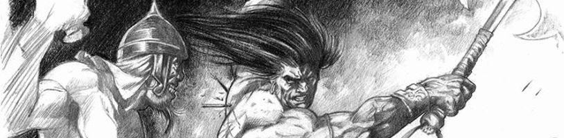 Argo připravuje druhého komiksového Conana