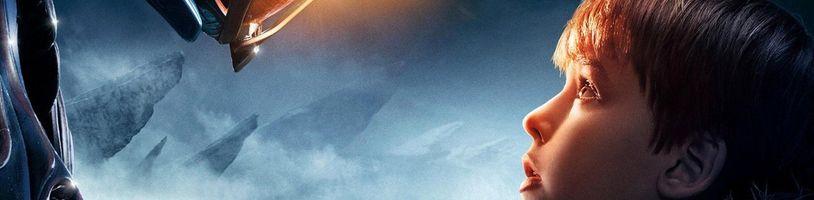 Lost in Space dostane třetí finální řadu