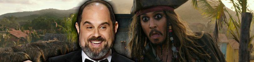 Disney plánuje reboot Pirátov z Karibiku. Pomôcť má tvorca Černobyľu