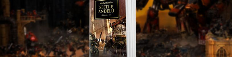 Na pulty obchodů se řítí další román ze světa Warhammeru 40 000