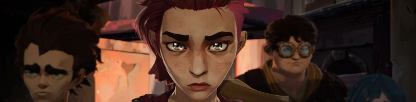 Seriál Arcane od Riot Games dorazí na Netflix