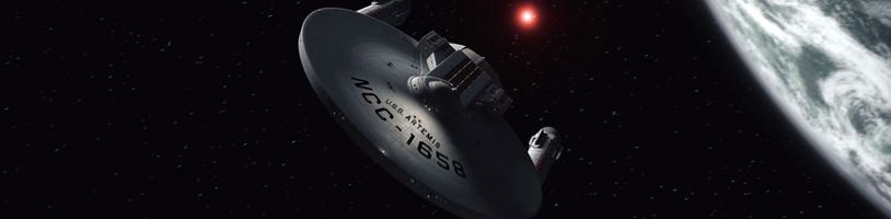 Star Trek: Axanar sa pripomína novým filmom s názvom Interlude