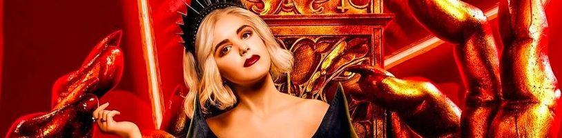 Sabrina si ve čtvrté sérii začaruje naposledy