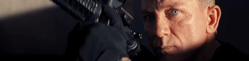 Nový Agent 007 sa predstavuje v ďalšom traileri