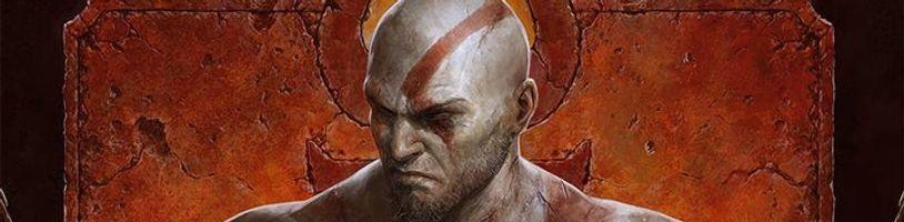 God of War slaví 15. let! Oslavil ho oznámením nového komiksu