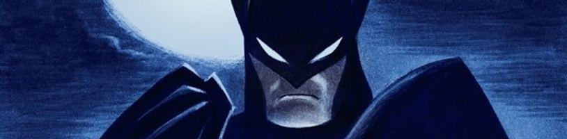 Tři hvězdní producenti se postarají o nového animovaného Batmana