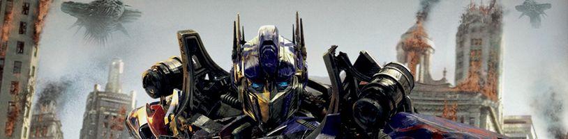 Paramount Pictures plánují dva velké filmy o Transformerech