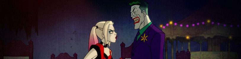 Animovaný seriál s Harley Quinn je určen pro dospělé