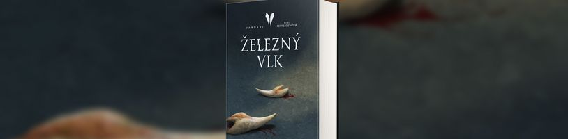 Román Železný vlk představuje staroseverský příběh s mysteriózními prvky