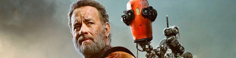 Tom Hanks jako inženýr v postapokalyptické sci-fi, ve které mu budou dělat společnost pes a nešikovný robot