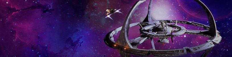 Vyšiel nový UHD trailer k dávno odvysielanej piatej sérií Star Trek: DS9