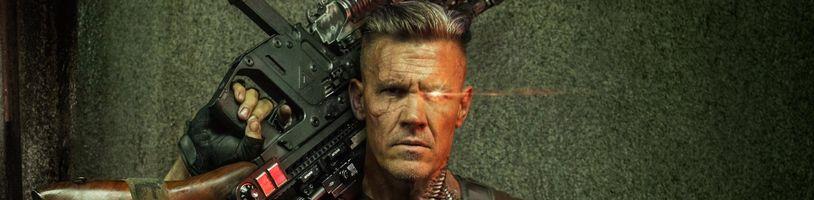 Filmový Cable Josh Brolin sa podelil o scénu zo zákulisia druhého Deadpoola