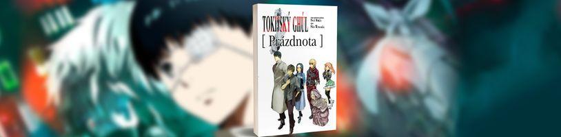 Druhý textový román ze série Tokijský ghúl míří na český trh