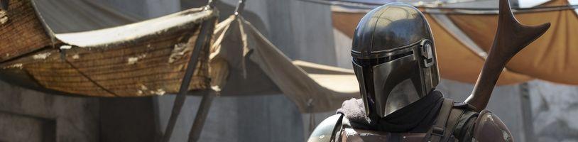 Disney připravuje několik knih k seriálu The Mandalorian