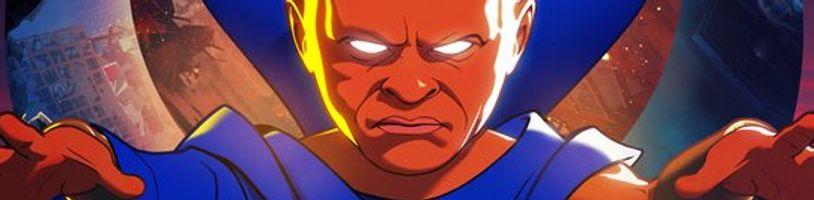 Utau alias The Watcher odhaluje zákulisí Marvel seriálu What If...?