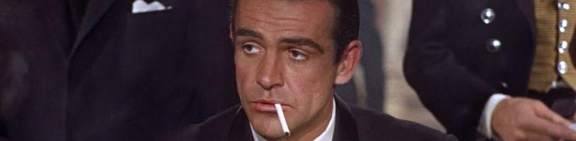 Zemřel první představitel Jamese Bonda, Sean Connery