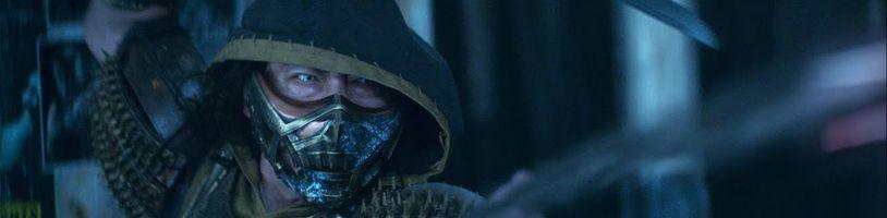 Mortal Kombat film se ukazuje v řadě televizních upoutávek