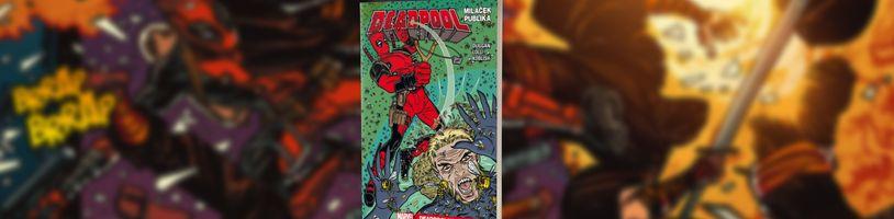 Deadpool versus Sabretooth v novém svazku