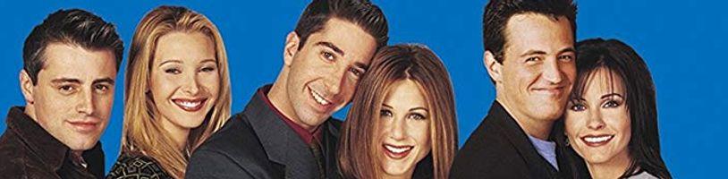 Legendárny seriál Přátele dostane po 16 rokoch pokračovanie