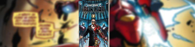 CREW vydává novou sérii o Iron Manovi