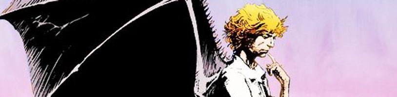 Lucifer v podání Gwendoline Christie na prvním obrázku