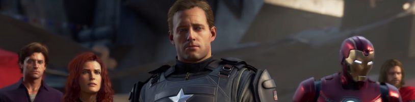 Nový trailer pro Marvel's Avengers krátce ukazuje základní hratelnost