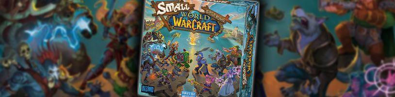 World of Warcraft dostáva vlastnú spoločenskú hru postavenú na Smallworld