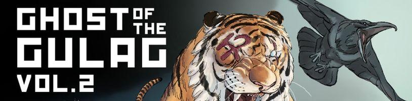 Tygr se srpem a kladivem místo oka? V komiksech je možné všechno