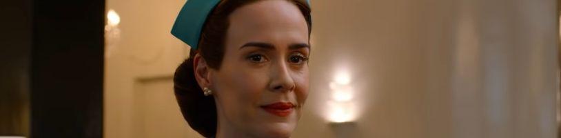 Sarah Paulson ako sestra Ratched v Netflix prequeli Preletu nad kukučím hniezdom