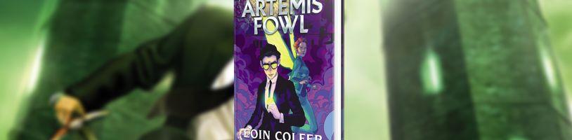 České re-vydání Artemise Fowla již brzy v obchodech