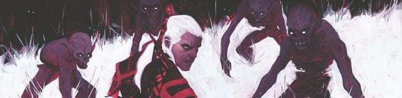 Komiksový Zaklínač od Dark Horse ukazuje prvé stránky
