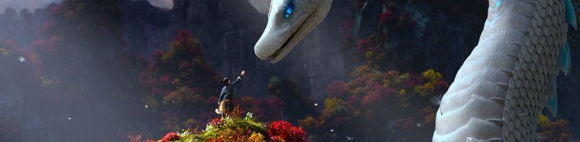 White Snake je animovaný film inspirovaný čínskou legendou